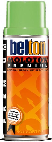 155 hippie green 400 ml Molotow Premium Belton