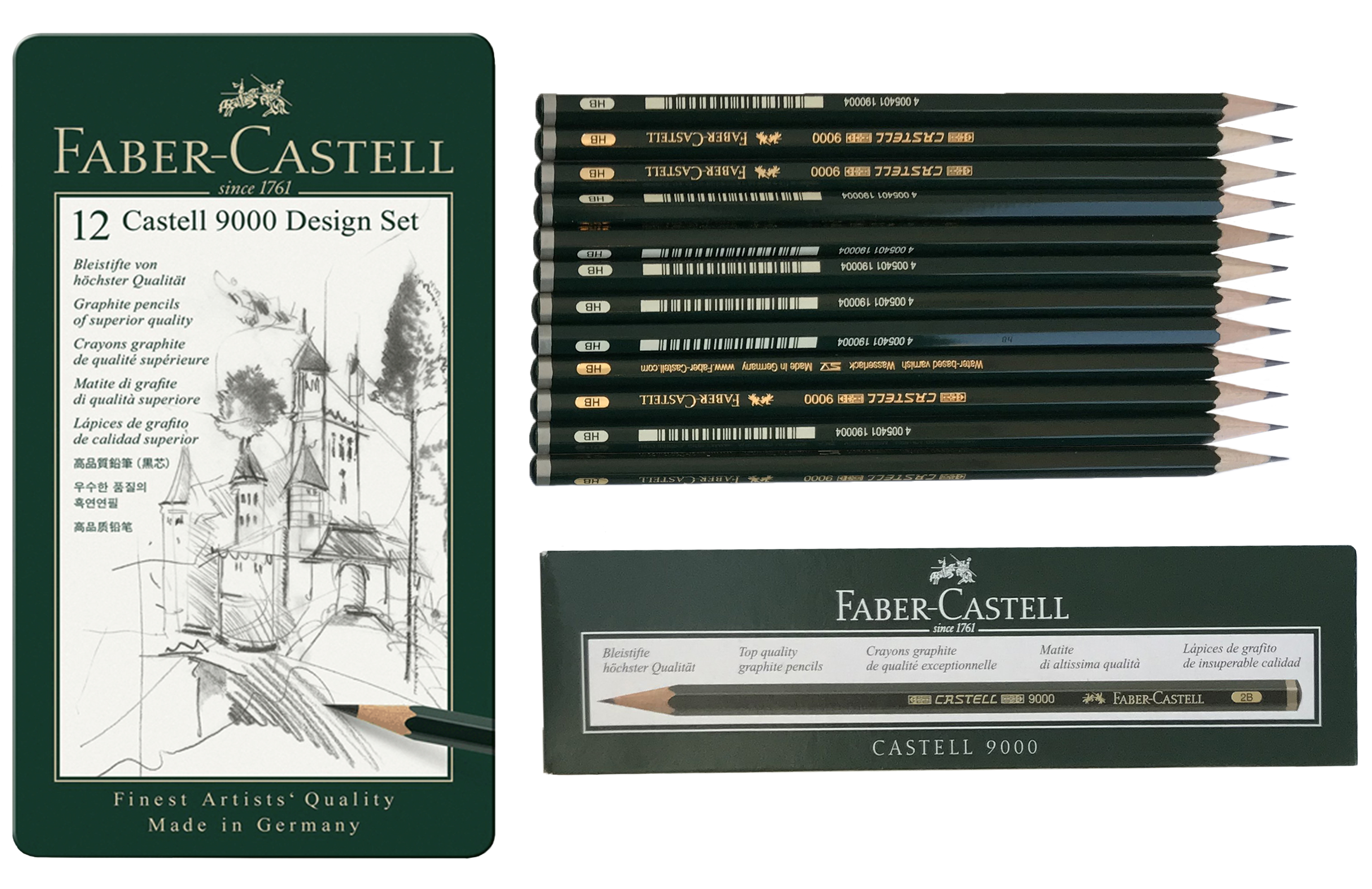 Grafiet Potlood Faber-Castell