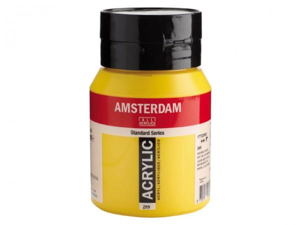 Amsterdam Acryl 500ml 269 Azogeel Middel