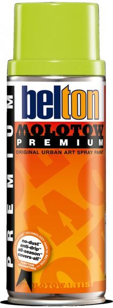 149 kiwi light 400 ml Molotow Premium Belton