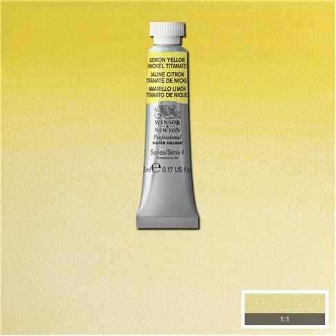 Artist's Aquarel Lemon Yellow (nickel tit.) 5ml 347 S4
