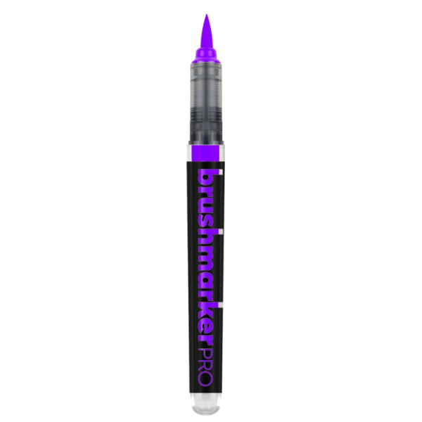 Neon Violet Karin marker Aquarelmarker