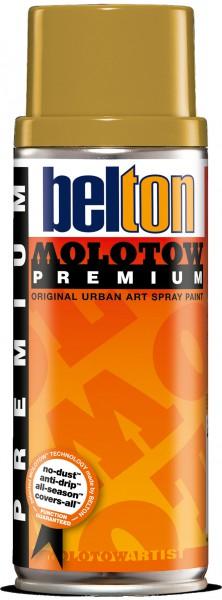 183 khaki 400 ml Molotow Premium Belton