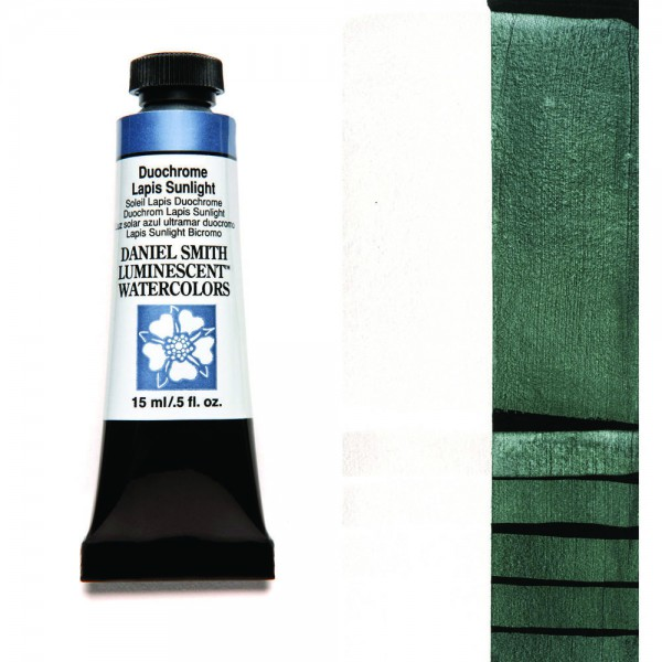 Duochrome Lapis Sunlight Serie 1 Watercolor 15 ml. Daniel Smith