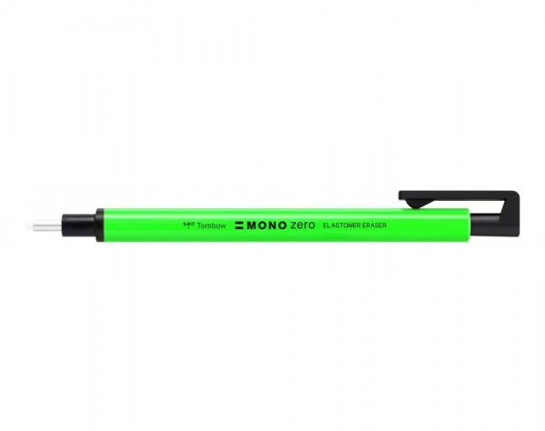 Mono Zero rond Gum Potlood Fluor Groen(doorsnee 2,3 mm) Potlood Tombow