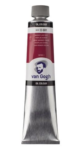 Kraplak Donker 331 Olieverf 200 ml. Van Gogh