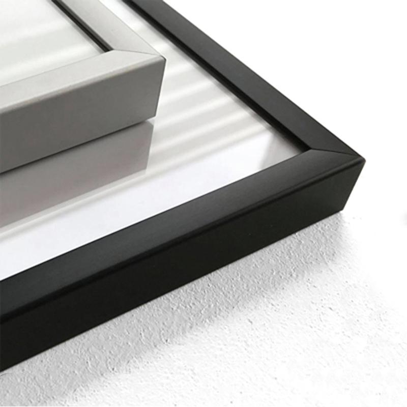 Wissellijsten Zilver Aluminium
