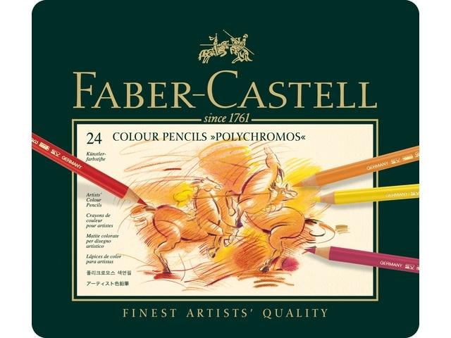 Faber Castell Kleurpotloden Polychromos
