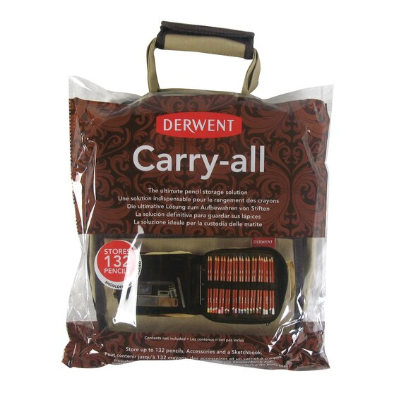 Derwent Carry-All Opberg tas voor potloden