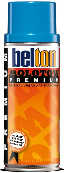 094 shock blue 400 ml Molotow Premium Belton