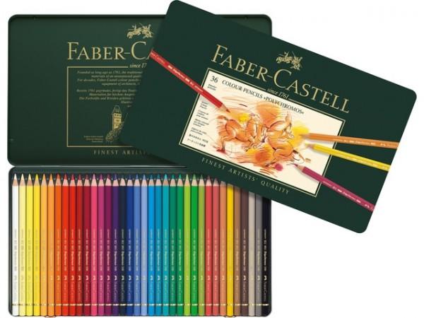 Faber Castell 36 Kleurpotloden Polychromos