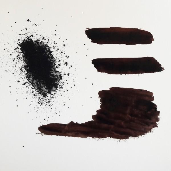 Inkt Bruin Bistre (Bister) Powertex Inkt Kroontjespen