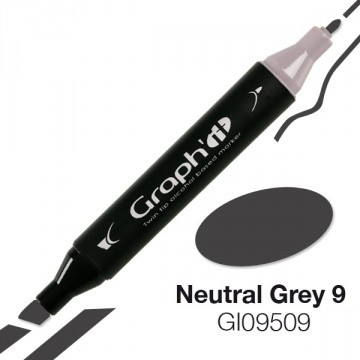 Graph'it marker 9509 Neutral Grey 9 Alcohol Marker