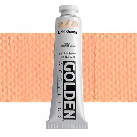 Heavy Body 1575 S4 Light Orange Golden 60ml