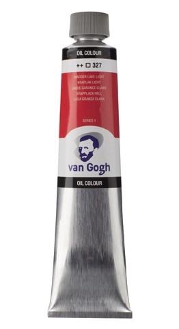 Kraplak Licht 327 Olieverf 200 ml. Van Gogh