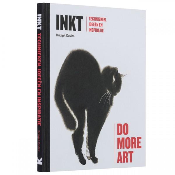 INKT - technieken, ideeën en inspiratie Bridget Davies - boek