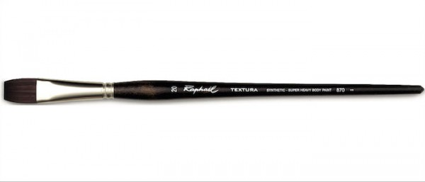 Raphael penseel Acryl 870.20 Textura
