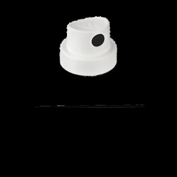 Molotow Cap SuperSkinny white/black