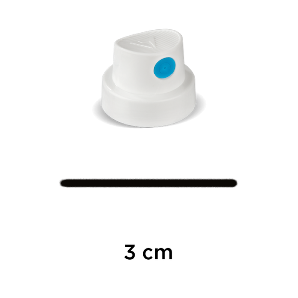 Molotow Cap Smooth soft blue white