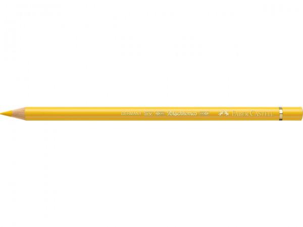 Polychromos 108 cadmiumgeel donker Faber Castell kleurpotlood