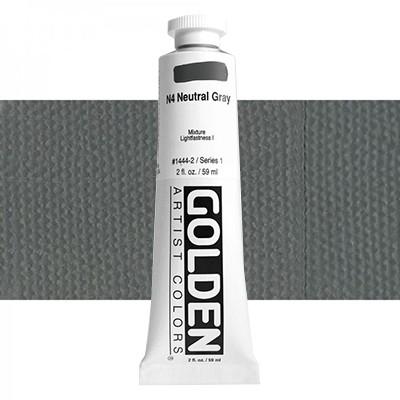 Heavy Body 1444 S1 Neutraalgrijs 4 Golden 60ml