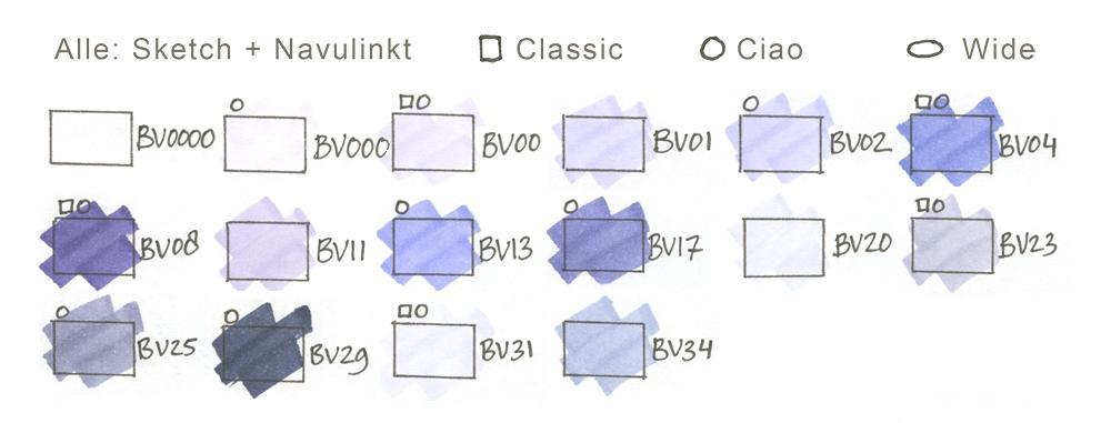 BV-Blue Violet