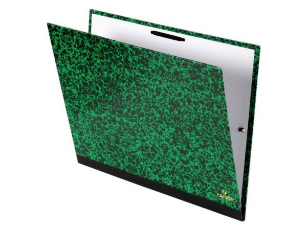 Tekenmap Karton 52x72cm, voor A2 en 50/70 papier
