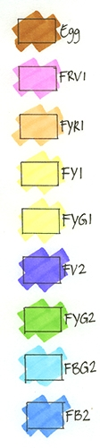 F-Fluorisent