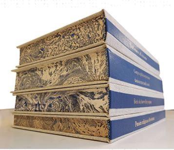 >Boekbinden - Boekreparatie [Meer info>]
