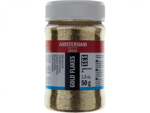 Amsterdam golden flakes 131 – 50 gr