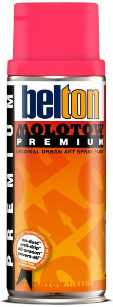 234 neon pink 400 ml Molotow Premium Belton