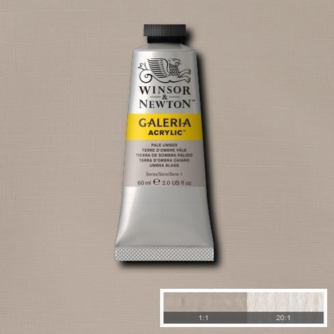 Galeria Acryl 60ml 438 S1 Pale Umber