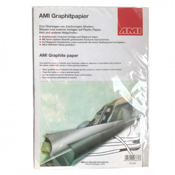 Grafiet Transferpapier A4 10 vellen Ami