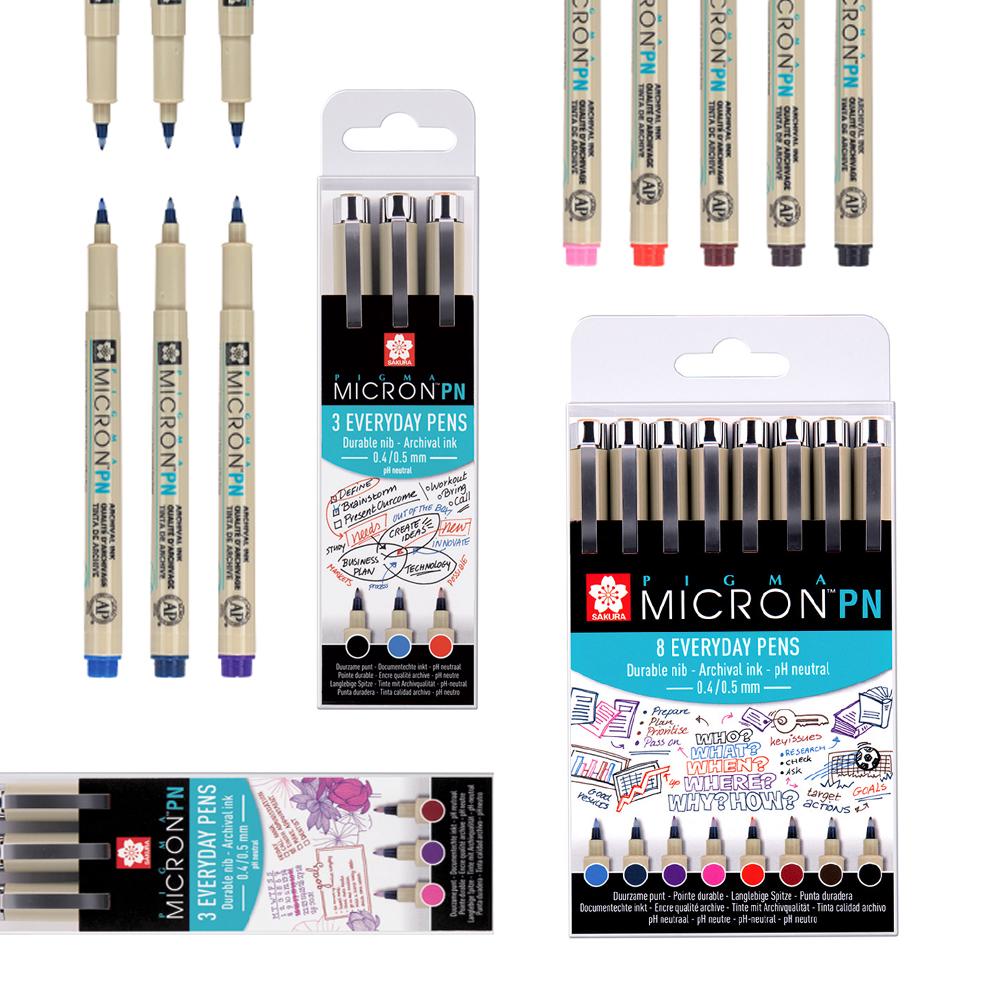 Micron Sakura PN Fineliners