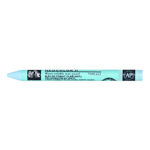 Neocolor II LIGHT COBALT VIOLET 661 Caran d'ache