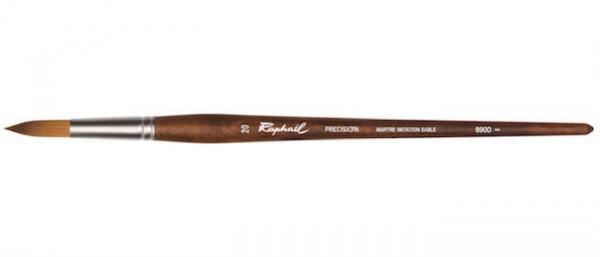 Raphael penseel rond Acryl 8900.20 PRECISION