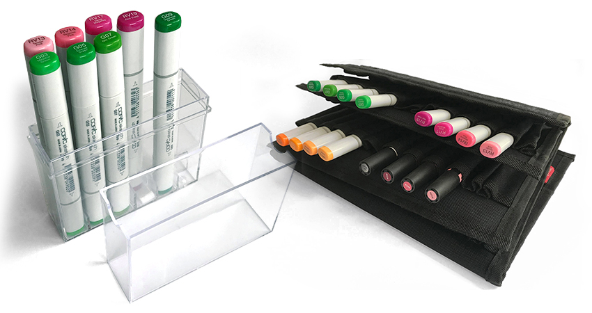 opbergen-markers-alcohol-copic-promarker