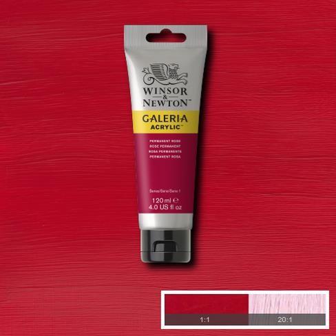 Galeria Acryl 120ml 502 S1 Permanent Rose