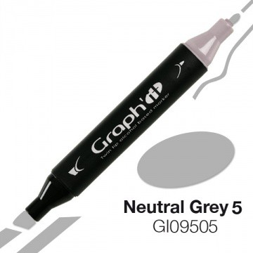 Graph'it marker 9505 Neutral Grey 5 Alcohol Marker