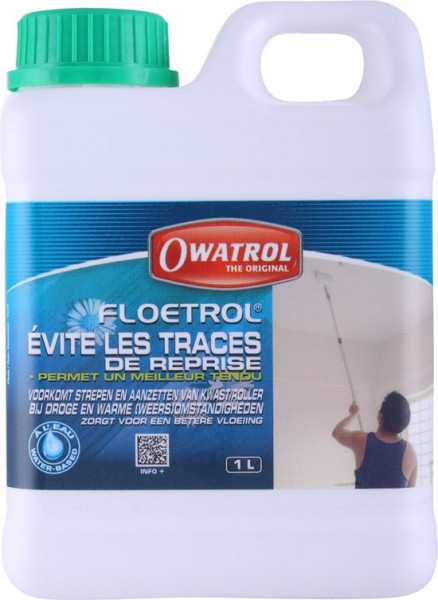 Owatrol Floetrol 1L - Acrylverf Gieten (Acrylic Pouring)