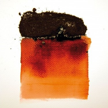 Inkt Rood Bistre (Bister) Powertex Inkt Kroontjespen