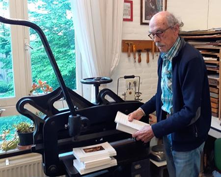 Gerard Busch boekbinder boeker restaurateur boeken reparatie zwolle deventer