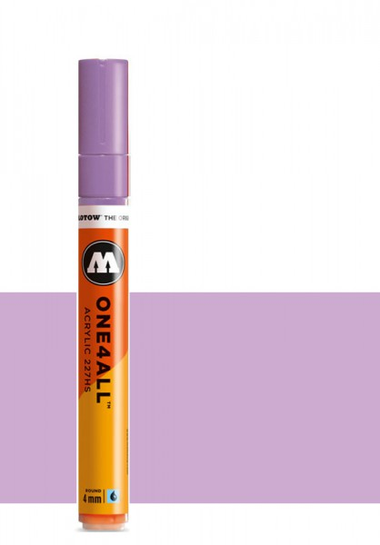 Molotow One4All Acryl Marker 227HS 4mm LILAC PASTEL Paint marker