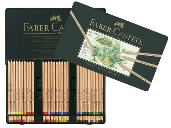 Faber Castell 60 Pastelpotloden Pitt