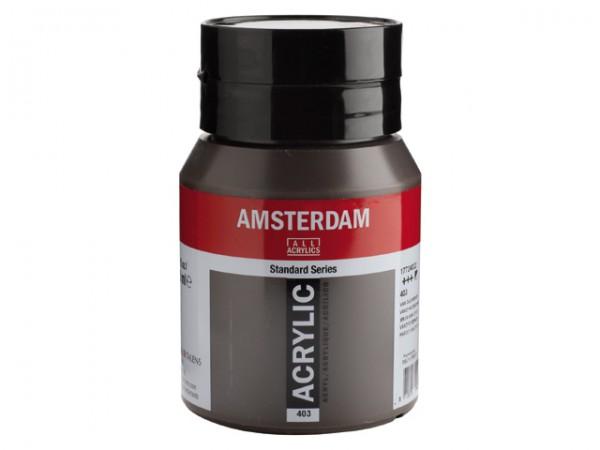 Amsterdam Acryl 500ml 403 Van Dijckbruin