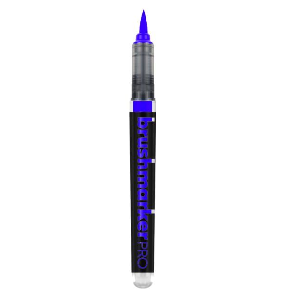 Neon Violet Blue Karin marker Aquarelmarker