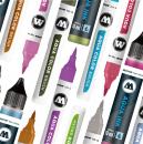 Molotow Aqua Color Brush en Inkt