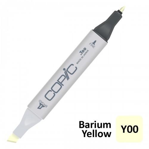Copic marker Y00