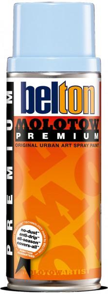 090 azure blue 400 ml Molotow Premium Belton