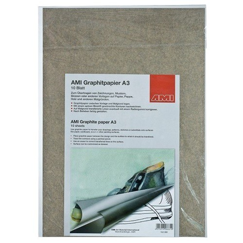 Grafiet Transferpapier A3 10 vel Ami
